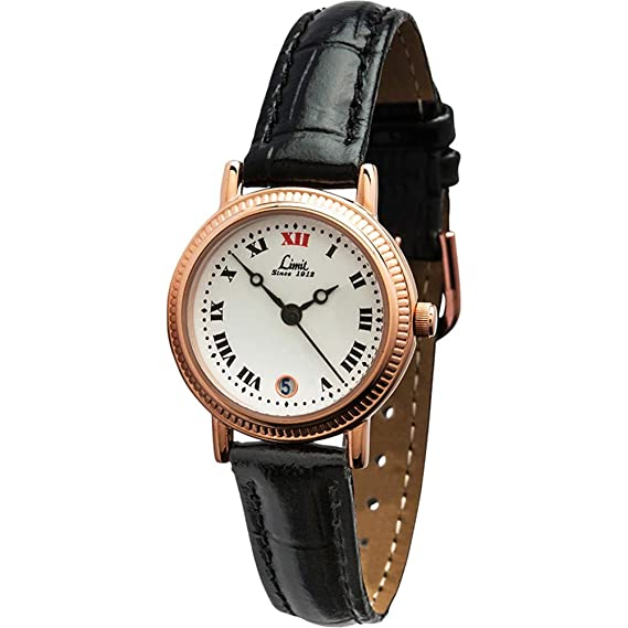 REWGFERG Relojes Retro Dial Womens Watch Belt Watch Waterproof Watch Quartz Watch Wrist Watch,Black: Amazon.es: Relojes