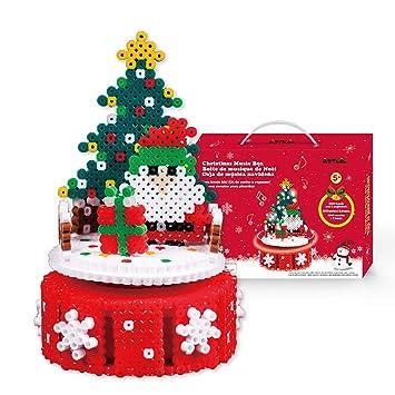 Joyibay Weihnachten Musik Box Pädagogische Diy Weihnachtsbaum