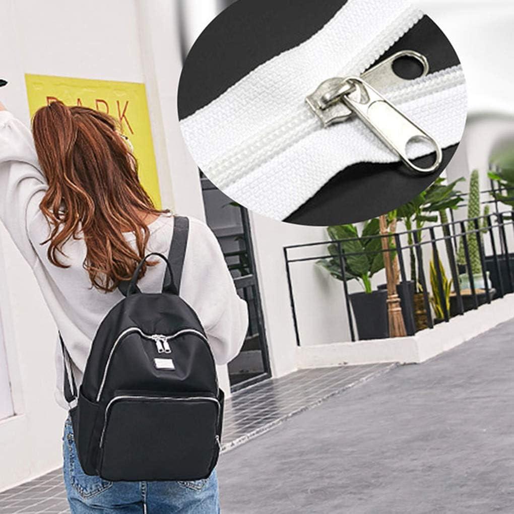 Fangfeen 84pcs Sac /à glissi/ère Kit de r/éparation Zip Coulissant Secours Universel tirettes t/ête V/êtements Sac Tente Couture Outil