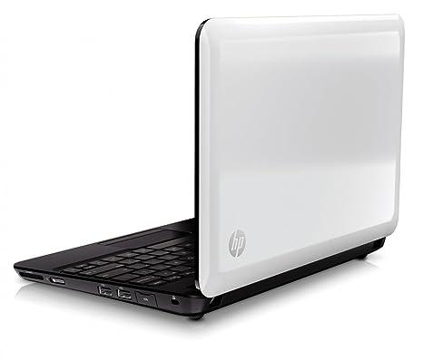 "HP Mini 110-3130ss Negro, Blanco Netbook 25,6 cm (10.1"""