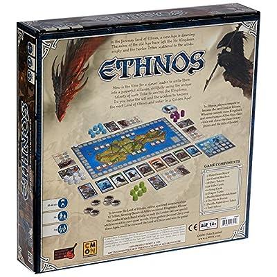 CMON Ethnos: Toys & Games