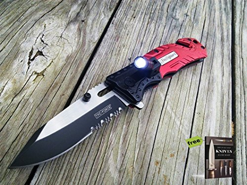 Firefighter Knife With Led Light in Florida - 7