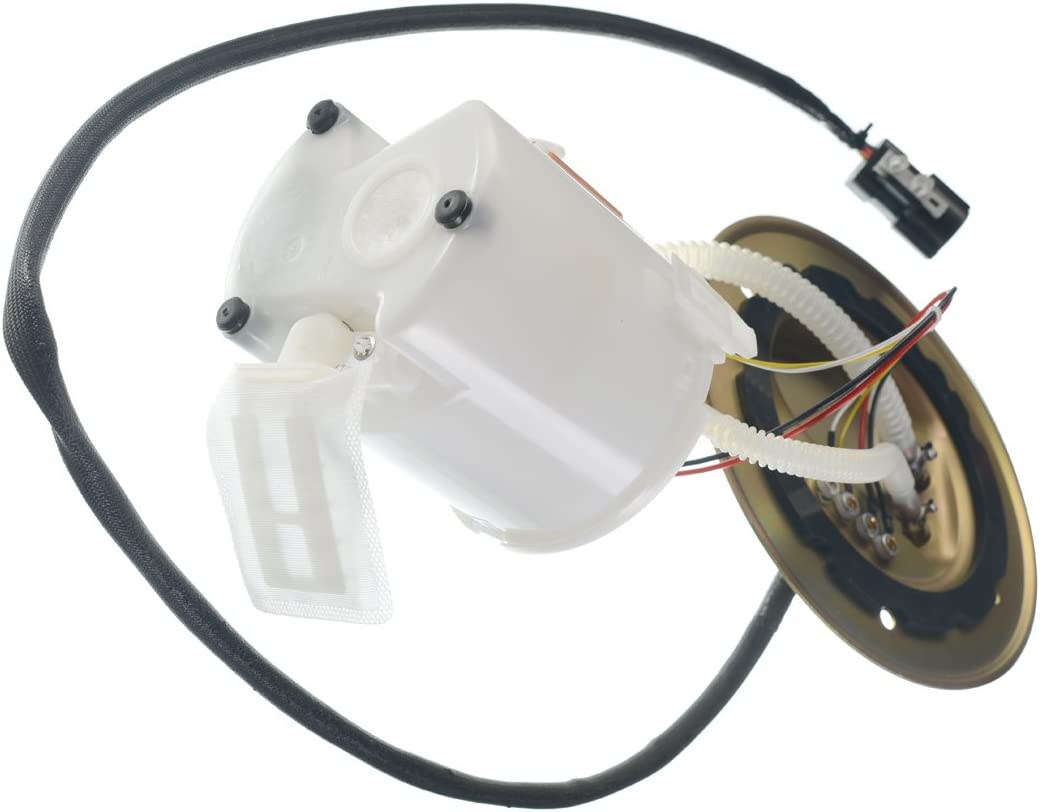 A-Premium Electric Fuel Pump Module Assembly for Ford Mustang 1998 3.8L 4.6L Excluding/California E2203M