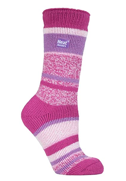 HEAT HOLDERS - Calcetines - para mujer Rosa Bosworth Medium: Amazon.es: Ropa y accesorios