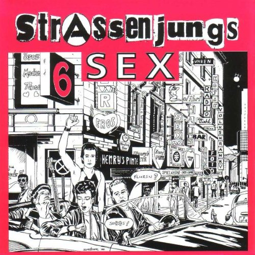 Strassenjungs: Sex (1986) (Audio CD)