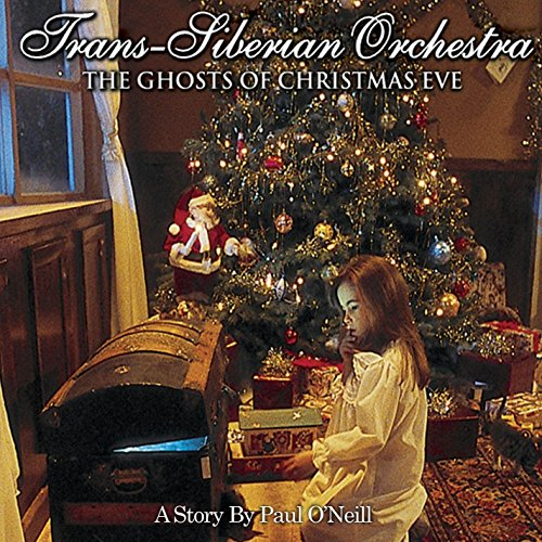 Trans Siberian Orchestra Cd : trans siberian orchestra the ghosts of christmas eve michael crawford ossie davis ~ Hamham.info Haus und Dekorationen