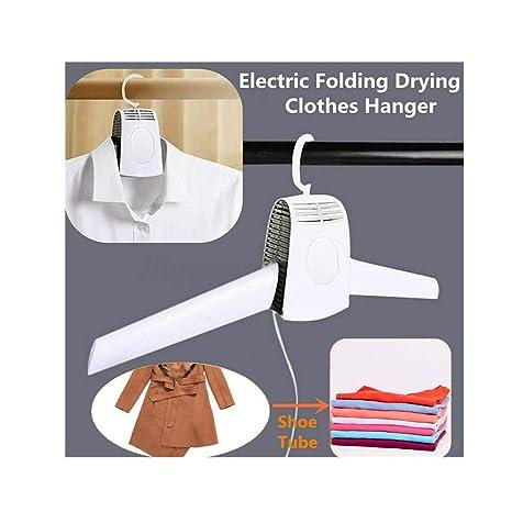 99native Secador portátil, tendedero eléctrico, secador de zapatos ...