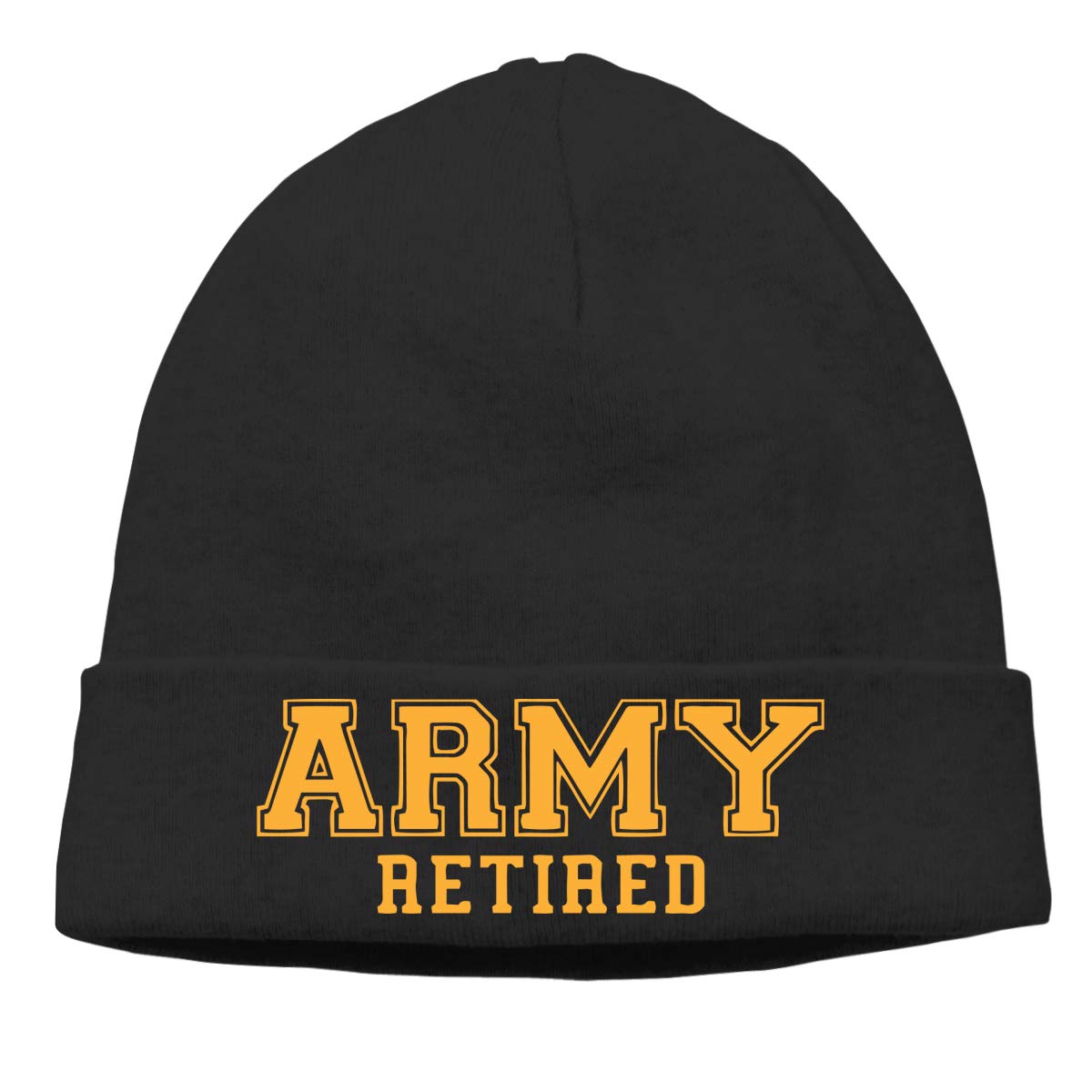 Nskngr Army Retired Cap Men Women Warm /& Stylish Serious Beanies Winter Hats