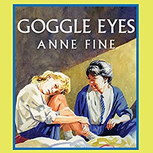 Goggle Eyes Audiobook