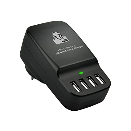 Amazon.com: mbeat Gorilla Potencia 4 puertos de carga USB 6 ...