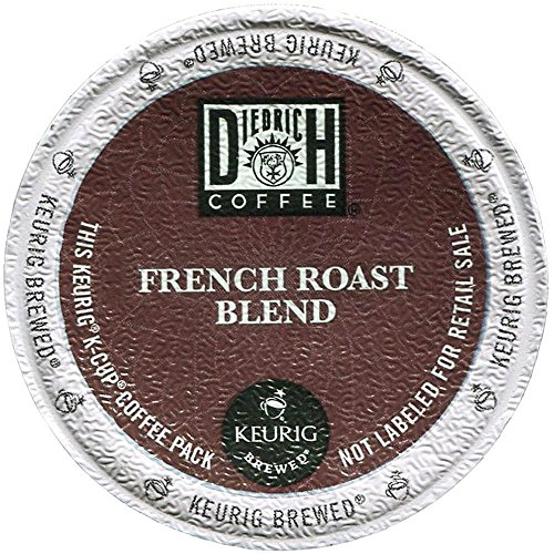 Diedrich Coffee Keurig French Roast K-Cups 24 Ct