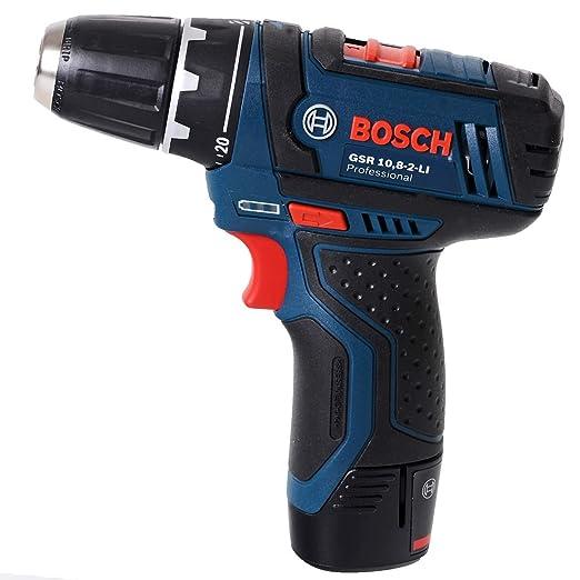 72 opinioni per Bosch GSR 10,8-2-LI Professional, Trapano avvitatore a batteria