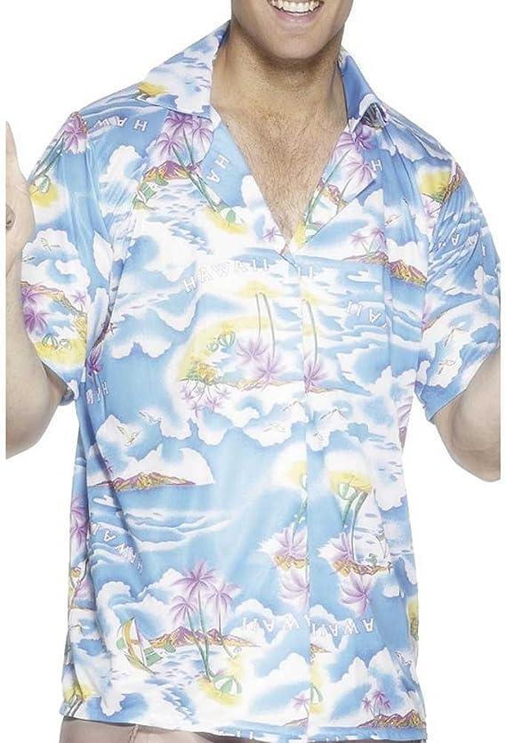 Hawaiian - Disfraz de hawaiano adultos, talla M (5020570252598)