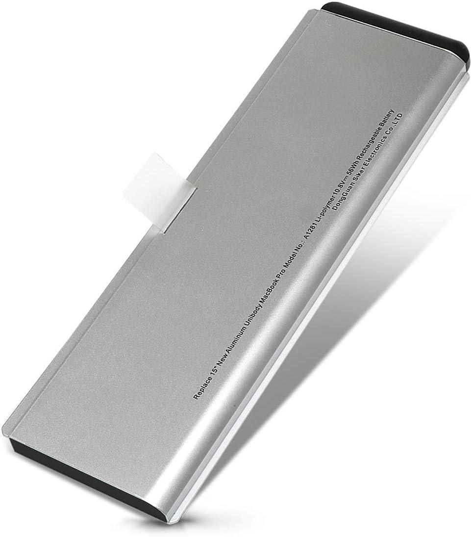 A1281 A1286 New Laptop Battery for MacBook Pro 15'' (2008 Version) MB772 MB772LL/A MB470LL/A MB471LL/A MB772J / A