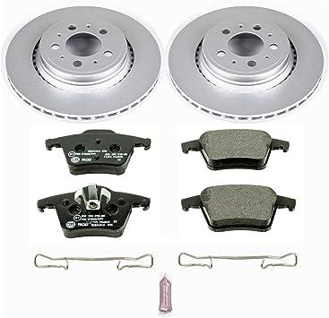 Power Stop EuroStop Brake Kit ESK847