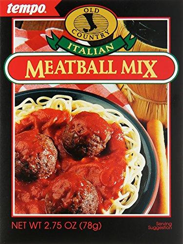 Tempo Italian Meat Ball Mix - 2.75 (Italian Meatball)