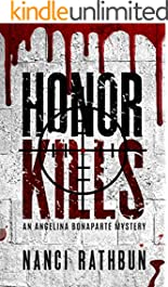Honor Kills (Angelina Bonaparte Mysteries Book 3)