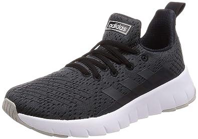 604d3c6a9f Adidas Women's ASWEEGO Cblack/Gresix/Gretwo Running Shoes-6 UK (39 1 ...
