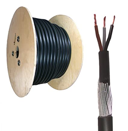Fantastic 2 5Mm 3 Core Swa Armoured Cable 50 Meters 6943X Amazon Co Uk Diy Wiring Digital Resources Funapmognl