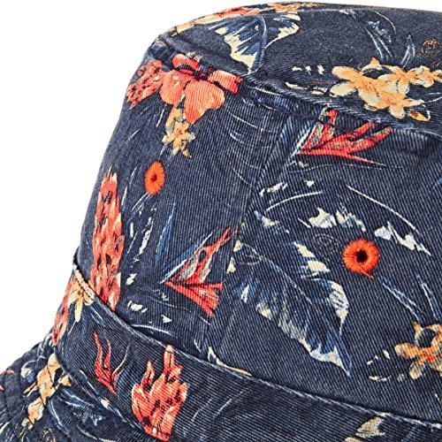 Floral Reversible con nbsp;Gorro de Pesca Animal nbsp;– diseño nHq6RwqU1