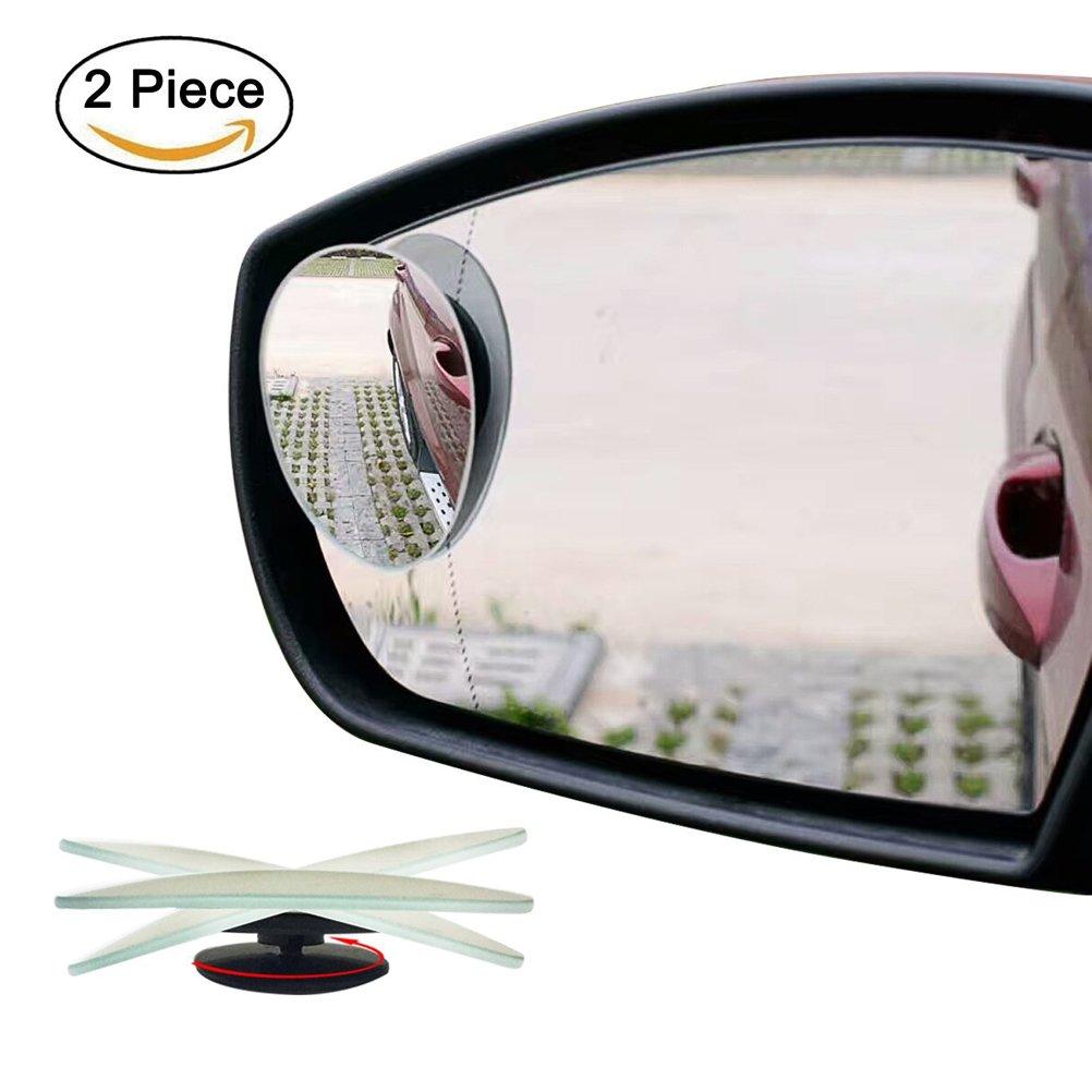 winomo par Auto /ángulo muertas Espejo Espejo convexa 360/grados