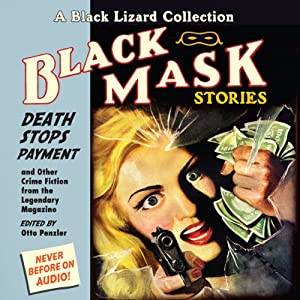Black Mask 10: Death Stops Payment Audiobook