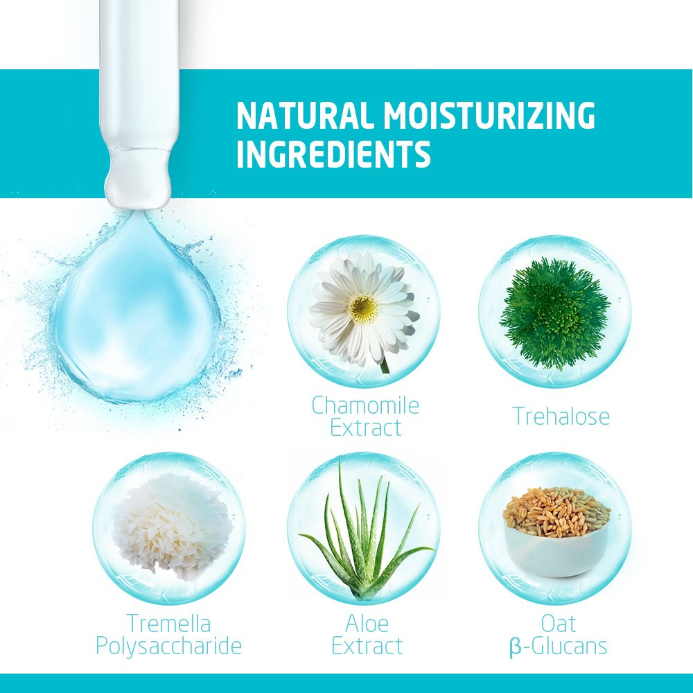 Hyaluronic Acid Serum for Skin, Anti-aging Serum with Quadruple HA Moisturizing Molecule, Vitamin C & E, Reduce Wrinkles and Fine Lines, Rejuvelle to Youthful & Radiant Skin, 1 fl.oz.
