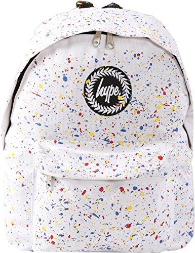 Mochila Hype Speckle Backpack Primary Splat White