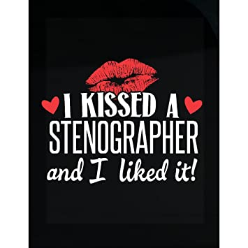 Amazon My Family Tee Kissed A Stenographer I Liked It Wife
