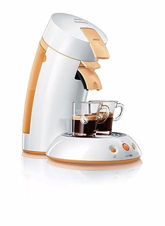 Philips HD 7811/55 Senseo White/Orange - Máquina de café: Amazon.es: Hogar