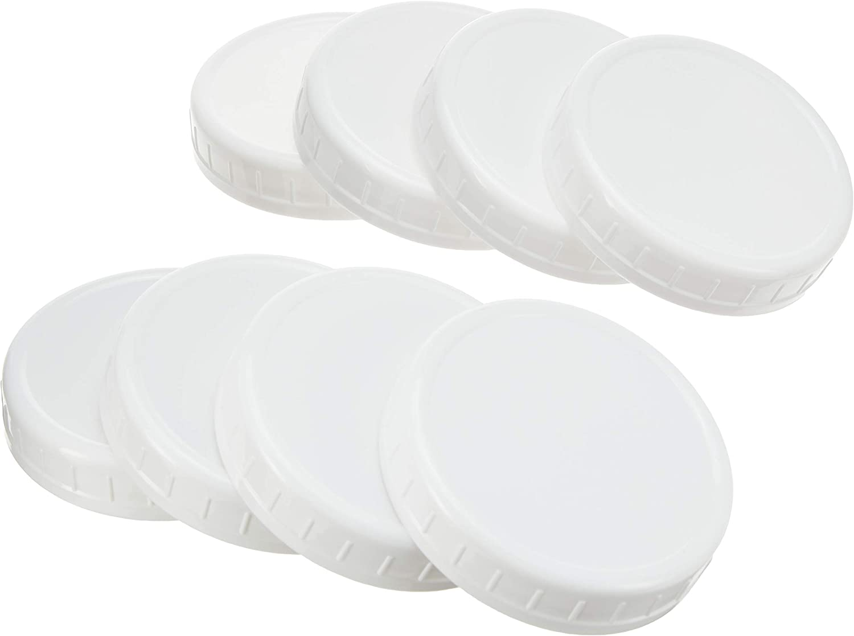 Image of mason jar lids
