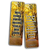 Spanish Christian Bible Verses Bookmarks - Release