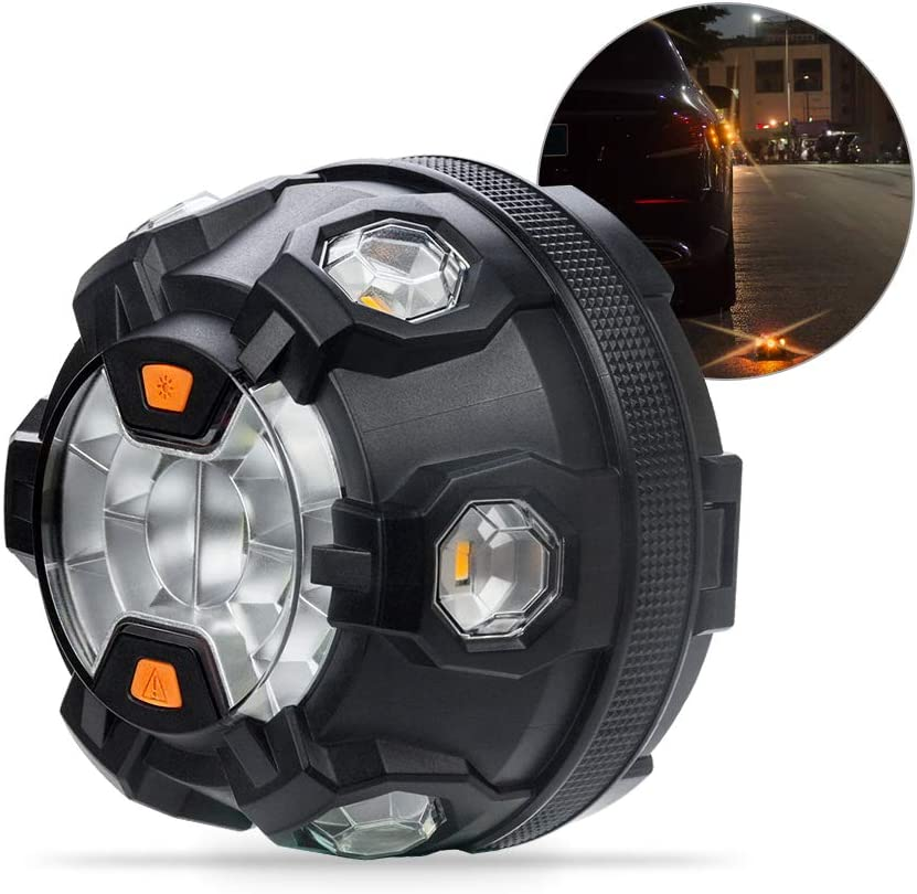 Emergency Vehicle Light for Accident