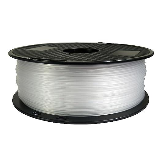 Filamento para impresora 3D de 1,75 mm, filamento ABS de 1 kg ...