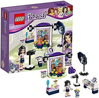 Lego Friends - Estudio fotográfico de Emma (41305): Amazon.es ...