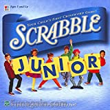 Scrabble Junior: Your Child's First Crossword Game!