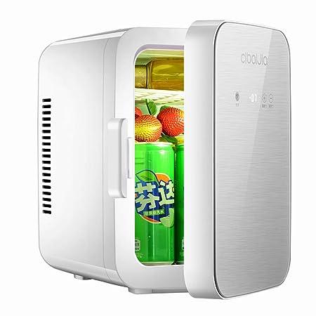 RXJ-Car refrigerator Mini refrigerador de congelación y Calentador ...