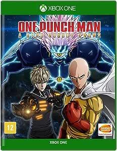 One Punch Man A Heronobody Knows Xbox One Blu-Ray (Nb000202Xb1)-One Punch Man A Heronobody Knows-Xbox_One