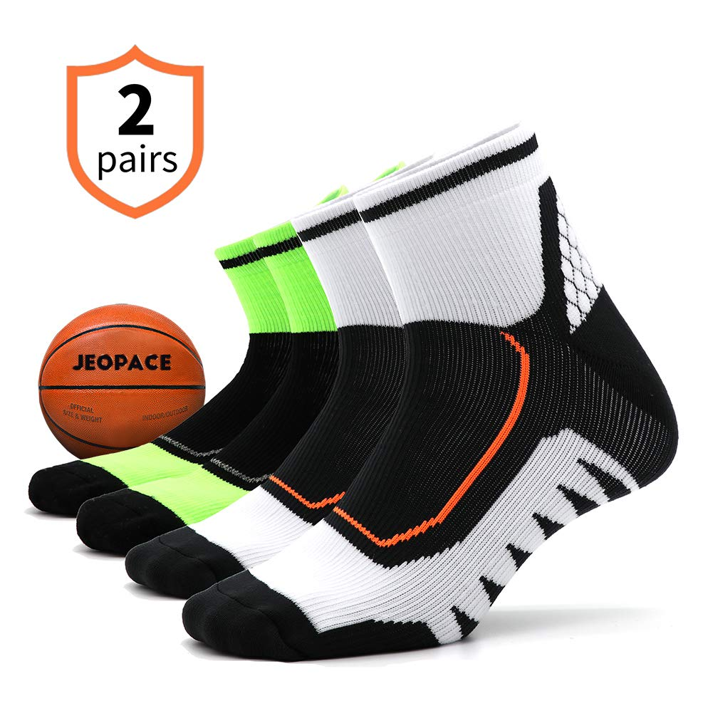 9d1d916021 See all customer reviews · Compression Knee High Socks,Cotton Cushioned  Crew Socks,Athletic Low Cut Socks For Men