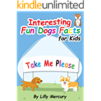 Fun Dogs Facts Books For Kids: Fun & Educational Facts About Dogs books for Children Ages 4 to 8 (2)