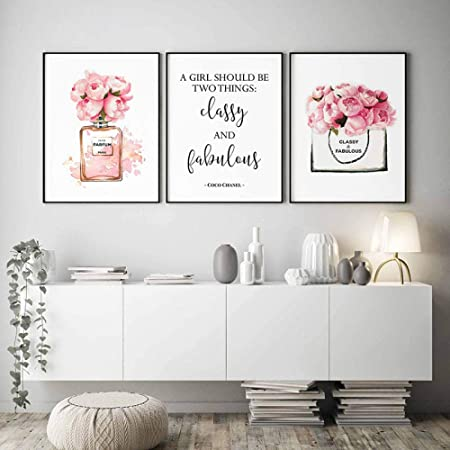 Home Decor Wall Art Bedroom Print Poster Print Christmas Gif Bedroom Decor