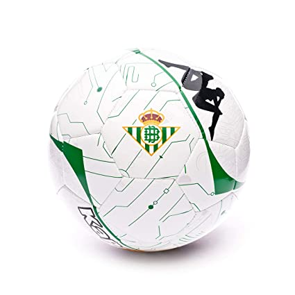 Kappa - Betis Balon 19/20 BL Hombre Color: Blanco Talla: 5: Amazon ...