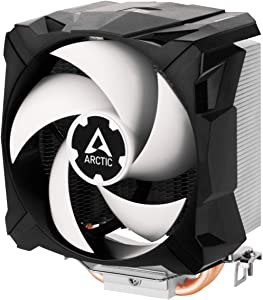 ARCTIC Freezer 7 X - Compact Multi-Compatible CPU Cooler, 92 mm PWM Fan, Compatible with Intel & AMD Sockets, 300-2000 RPM (PWM Controlled), Pre-Applied MX-2 Thermal Paste