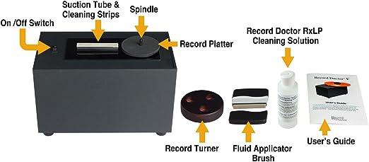 Record Doctor – V – Record máquinas de limpieza: Amazon.es ...