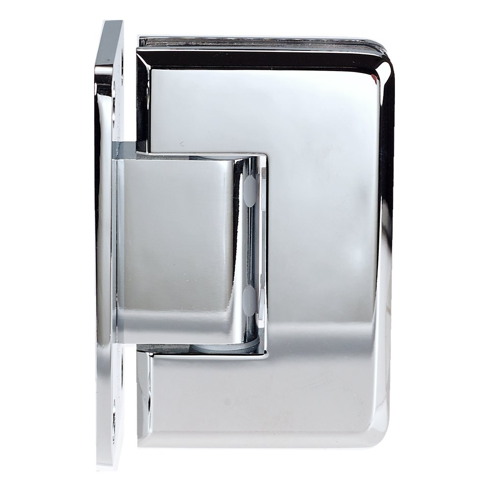 Glass to Wall Frameless Heavy Glass Shower Door Hinge (Chrome ...