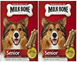 Milk-Bone Original Senior Dog Biscuits, 20 Ounce, (Pack Of 2) Review