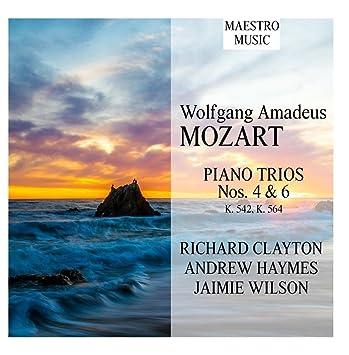 Andrew Haymes & Jaimie Wilson Richard Clayton - Mozart