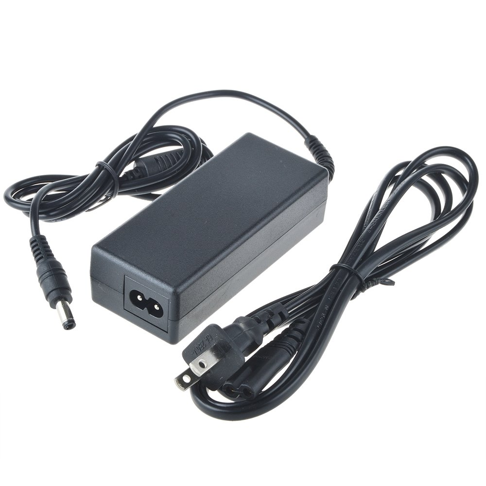 AC Adapter for Vizio M190MV M220MV LCD LED TV Charger Power Supply Cord