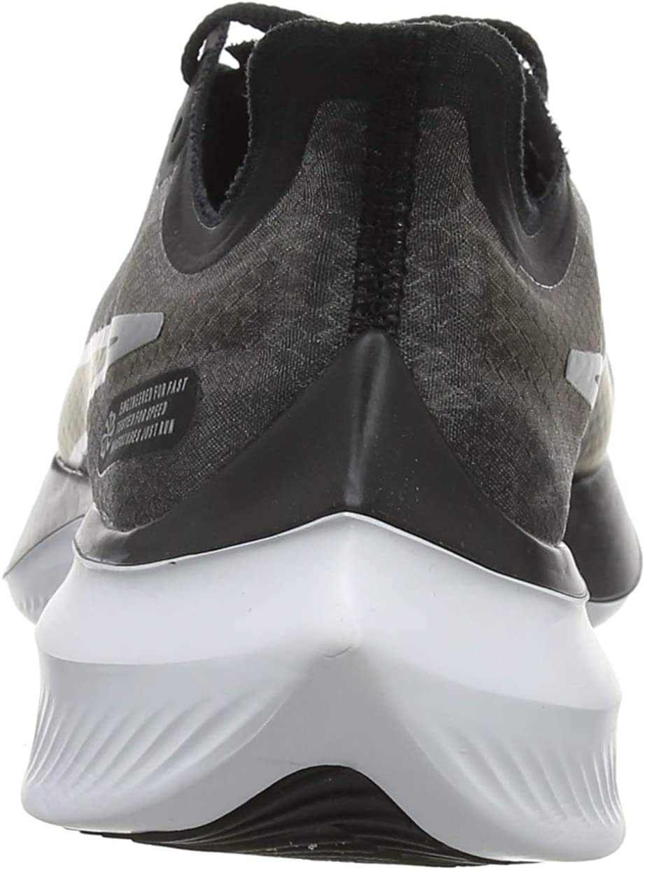 Nike Zoom Gravity, Scarpe Running Donna Nero Black Metallic Silver Wolf Grey White 002