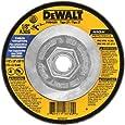 DEWALT DW8452H T27 Stainless Steel Cutting/Grinding Wheel, 5/8-11 Arbor, 4-1/2-Inch by 1/8-Inch